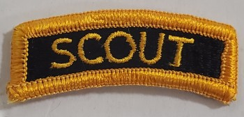 Scout Tab, Standard, Color