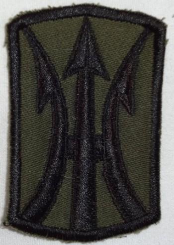 11th. Infantry (Light) Brigade, Subd. Twill