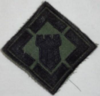 20th Engineer Brigade, Subd. Twill