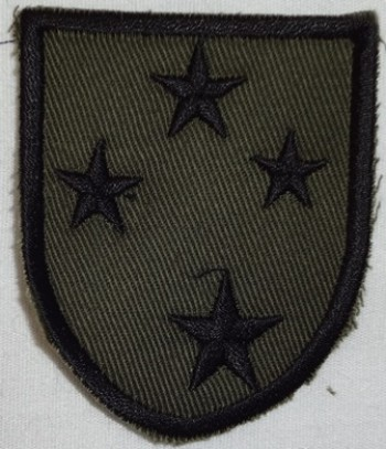 23rd. Infantry Division, Subd. Twill