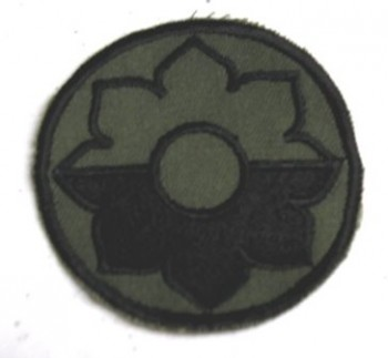 9th. Infantry Division, Subd. Twill