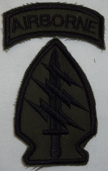 Special Forces, Subd. Twill