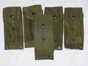 USMC M-61 USMC Pocket, Ammo, Mag, M-14 Rifle