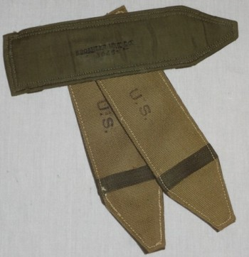 US Army Suspender Pads