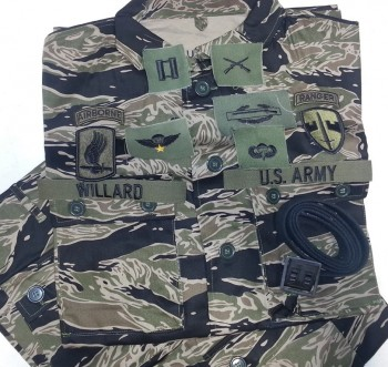 Capt. Willard Uniform Package