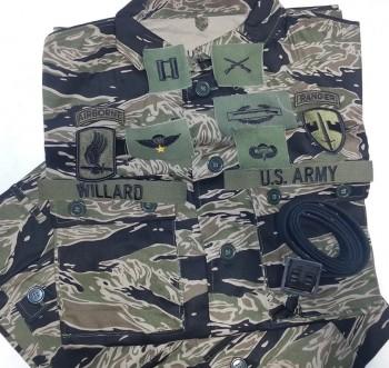 Capt. Willard Uniform Package