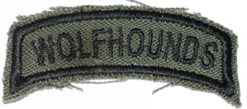 Wolfhounds Tab, Subd. Twill.