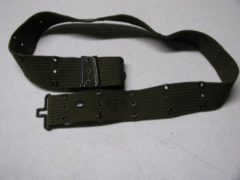 WWII/Korean-Era Pistol Belt
