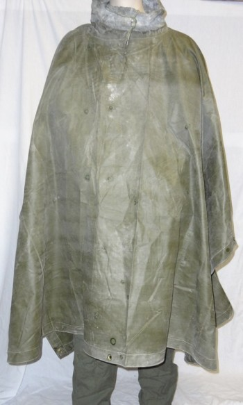 WWII / Korean War USGI Poncho